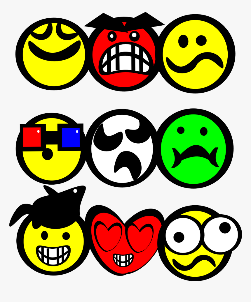 Gambar Kartun Smile Keren HD Download Kindpng