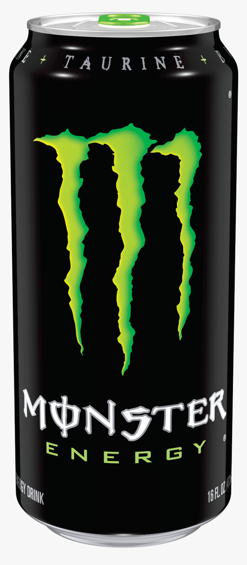 Clip Art Monster Energy Drink Png - Monster Energy, Transparent Png, Free Download
