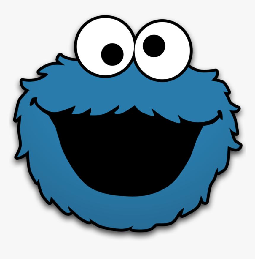 Cookie Clipart Pile - Monstruo De Las Galletas, HD Png Download, Free Download