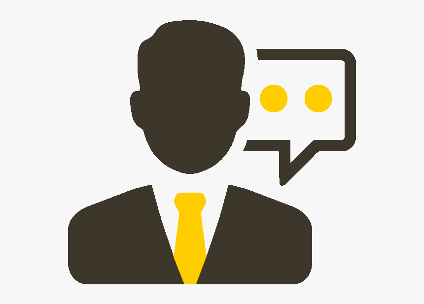 Consult - Business Communication Icon Icon Png, Transparent Png, Free Download