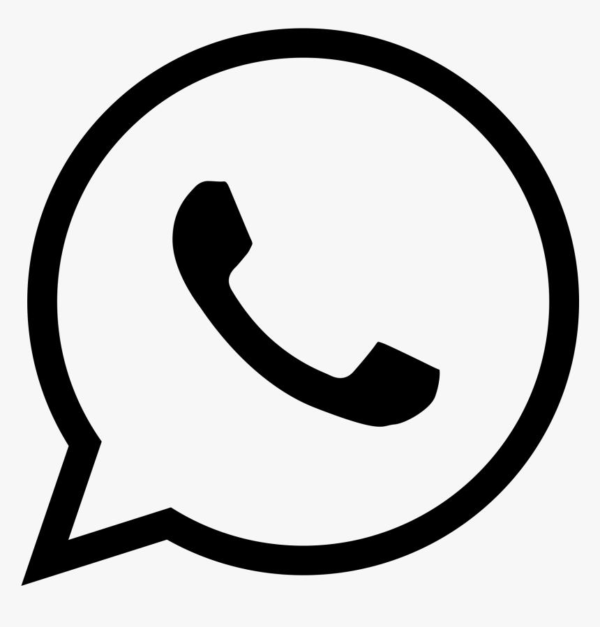 42+ Whatsapp Logo Black Images
