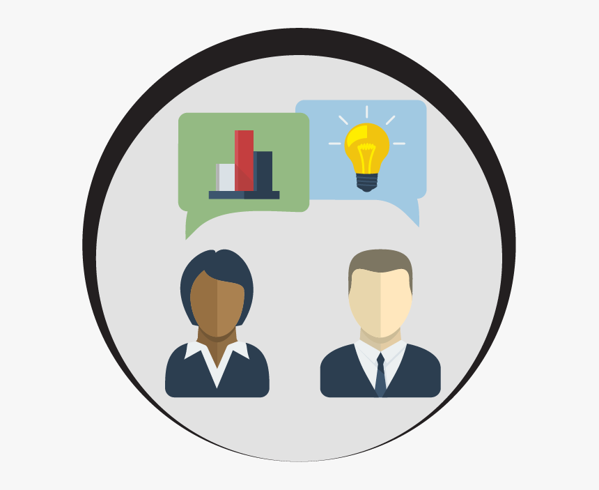 Coaching Business Icon, HD Png Download, Free Download