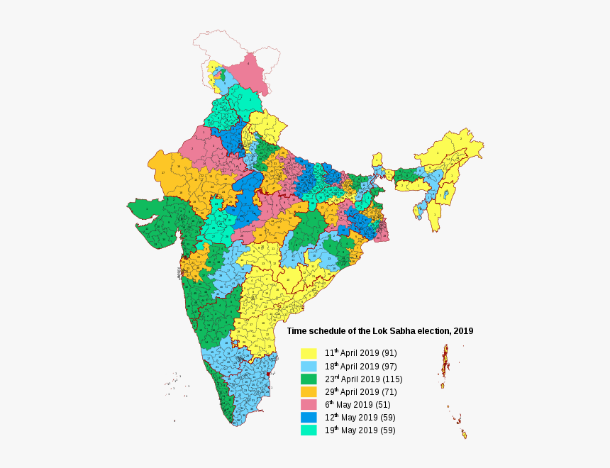 Peta - India Election Result 2019, HD Png Download, Free Download