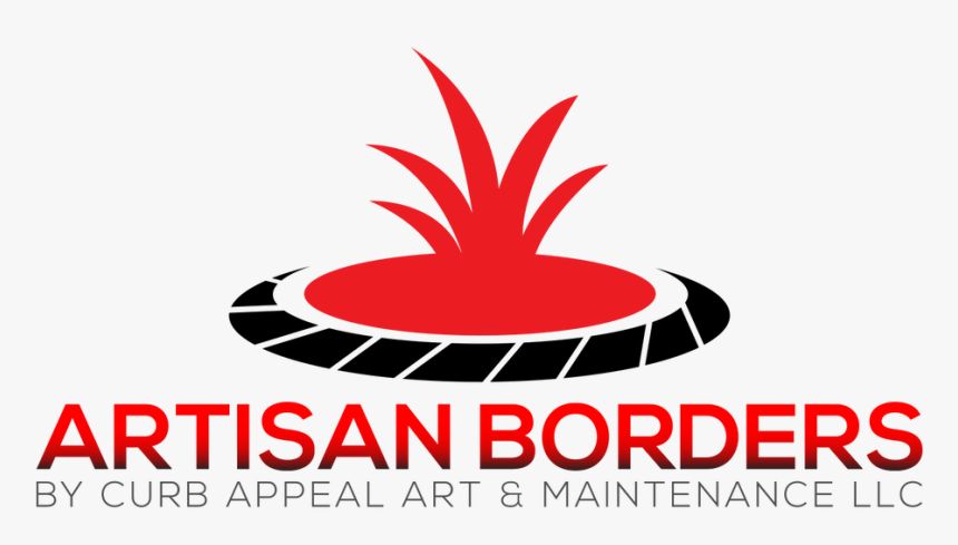 Artisan Borders By Curb Appeal Art & Maintenance Llc - Graphic Design, HD Png Download, Free Download