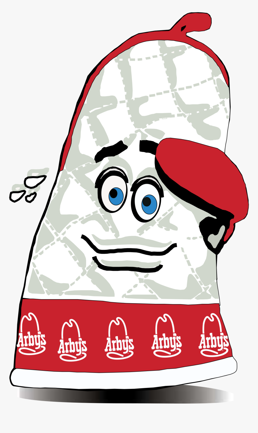Arby's Oven Mitt Logo, HD Png Download, Free Download