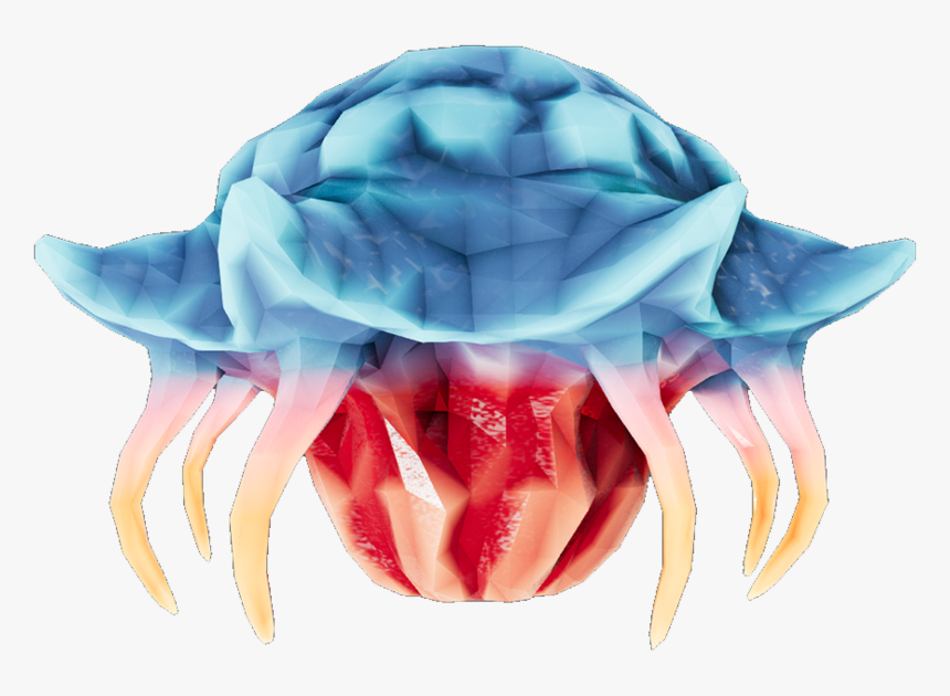 800px-jelly - Crab, HD Png Download, Free Download