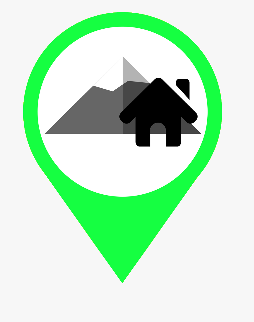 Vacation Rentals Icon - Sign, HD Png Download, Free Download