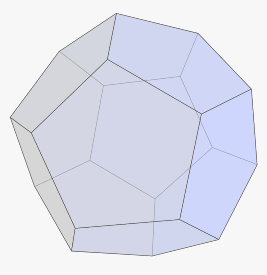 3d Dodecahedron, HD Png Download, Free Download
