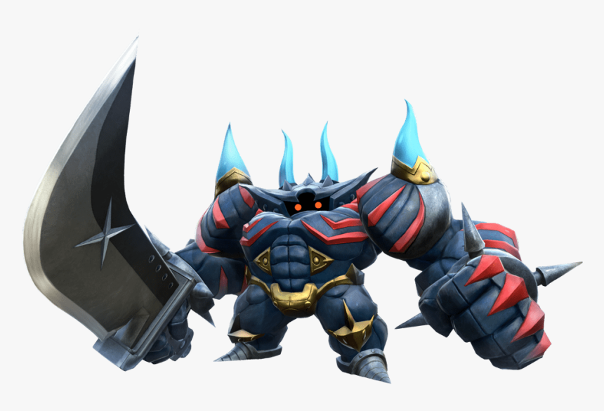 Woff Iron Giant - World Of Final Fantasy Ifrit Finaland, HD Png Download, Free Download