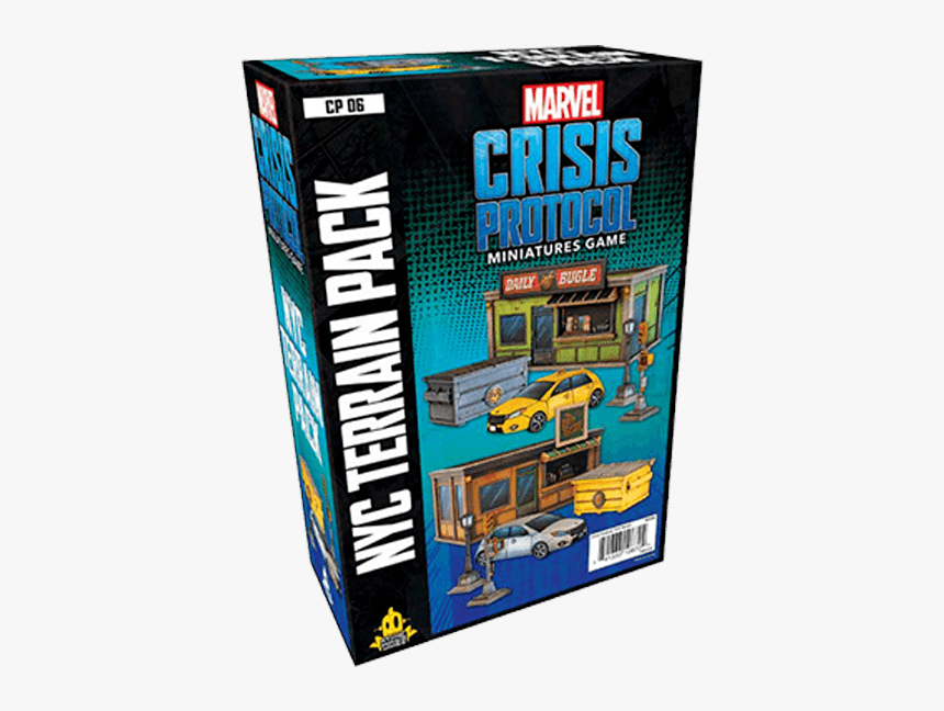 Marvel Crisis Protocol Terrain, HD Png Download, Free Download