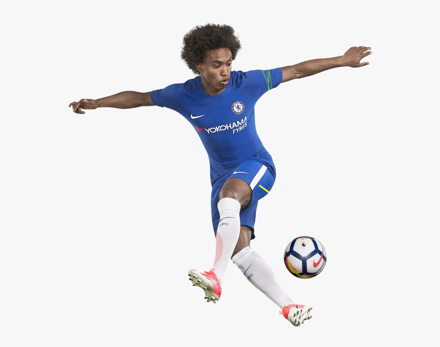 Soccer-player - Fifa 18 Player Png, Transparent Png, Free Download