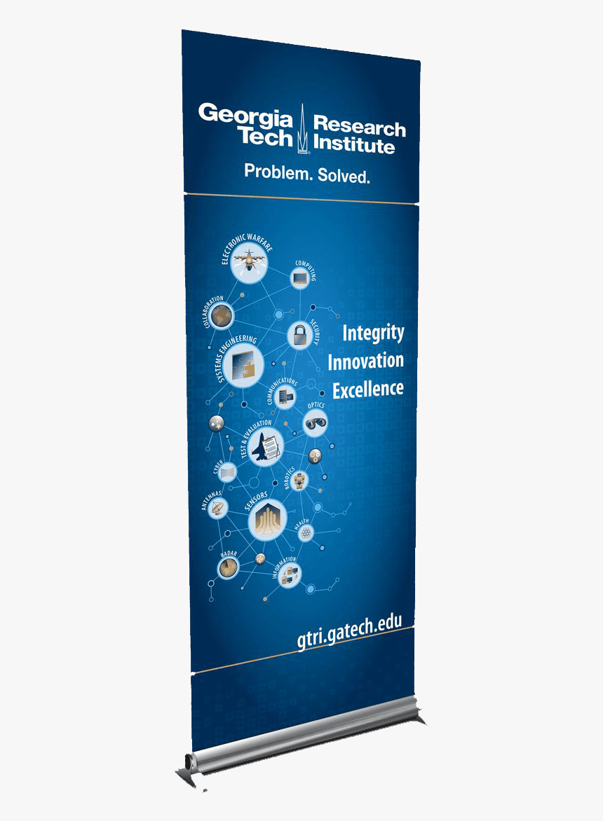 Pull Up Conference Banners, HD Png Download, Free Download