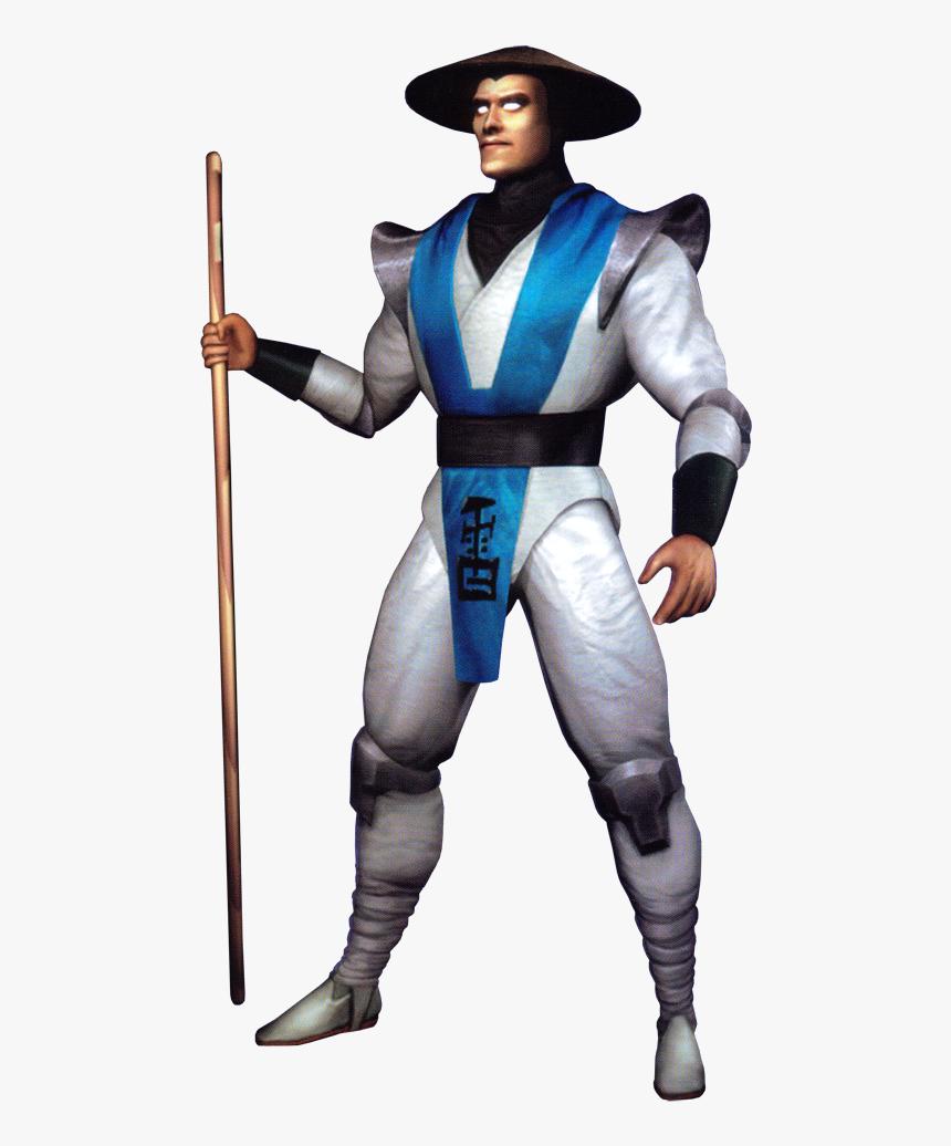 Mortal Kombat Raiden Png File Mortal Kombat 4 Gold Raiden