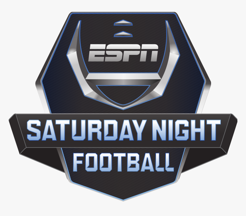 Saturday Night Football Logo Hd Png Download Kindpng
