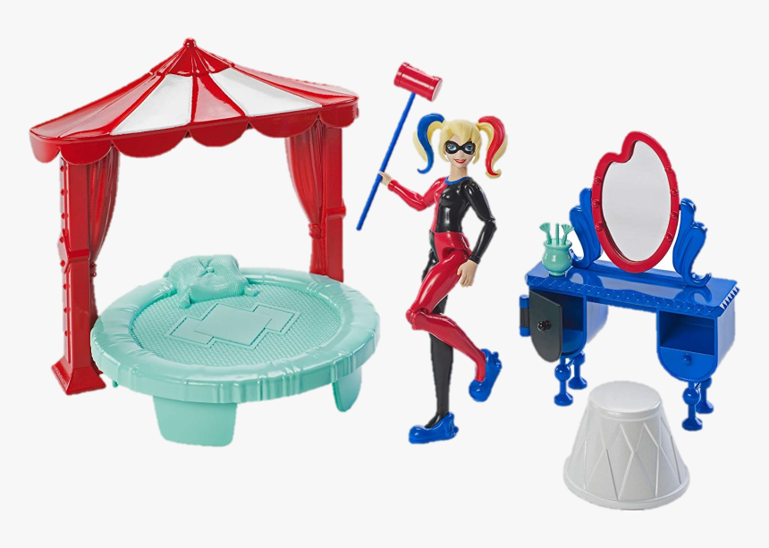 Load Image Into Gallery Viewer, Dc Super Hero Girls - Harley Quinn Imagenes De Dc Superhero Girls, HD Png Download, Free Download