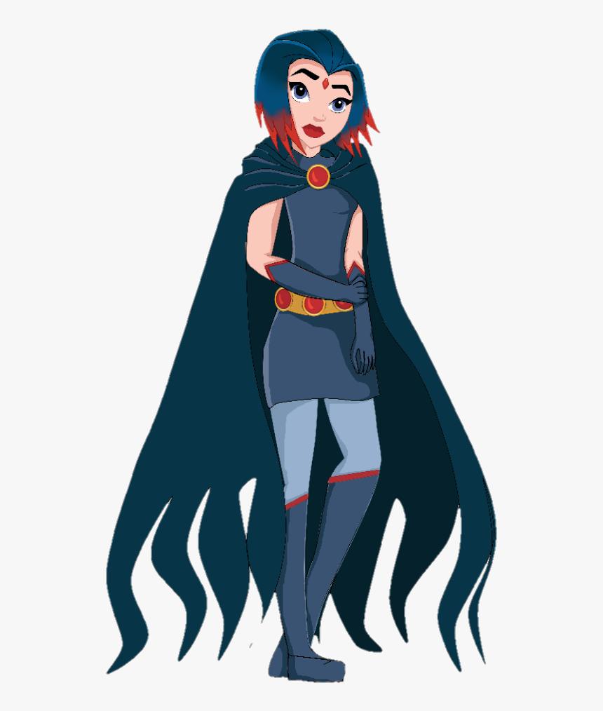 Resultado De Imagem Para Dc Super Heroes Girl Personagens - Dc Superhero Girl Personajes, HD Png Download, Free Download