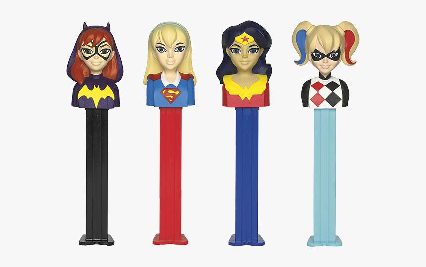 4 Super Hero Girls, HD Png Download, Free Download