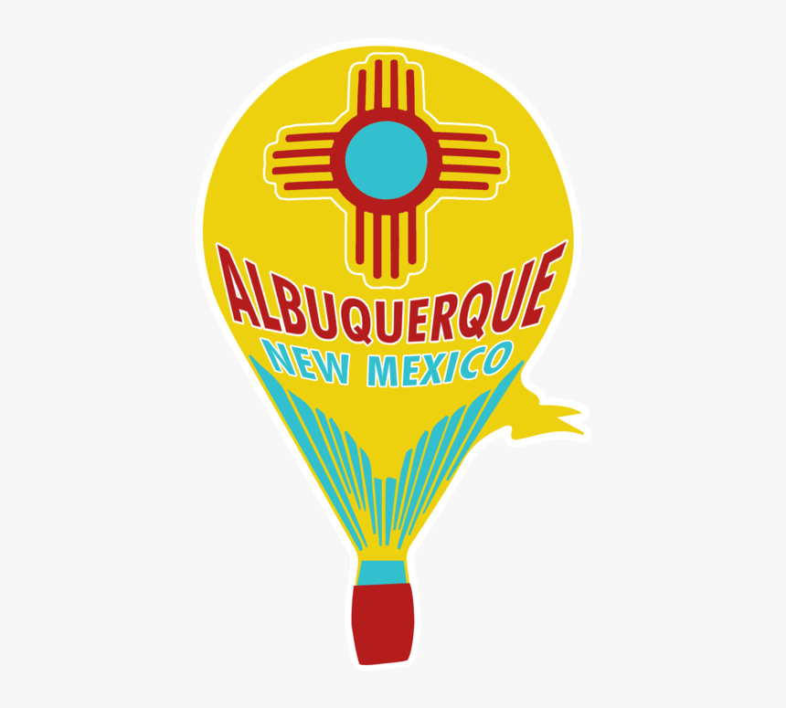 New Mexico Albuquerque Logo, HD Png Download, Free Download