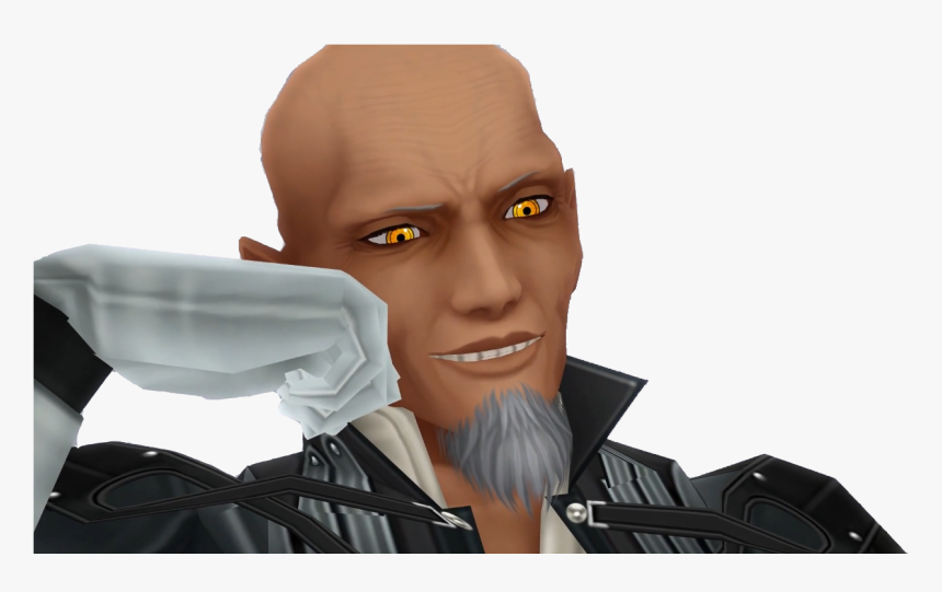 View Samegoogleiqdbsaucenao Xehanort Smirk , - Kingdom Hearts Meme Xehanort, HD Png Download, Free Download