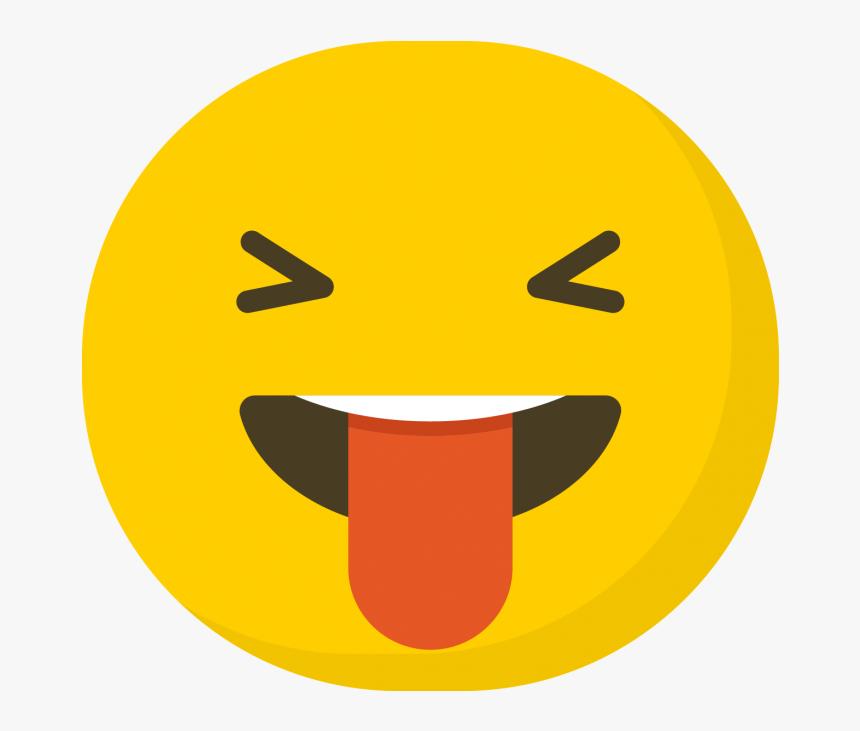 Laughing Emoji Png Transparent - Emoticon, Png Download, Free Download