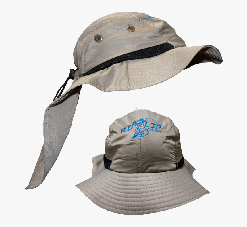 """Olive Performance Rip A Lip Fishing Hat""""  Class= - Baseball Cap, HD Png Download, Free Download"""