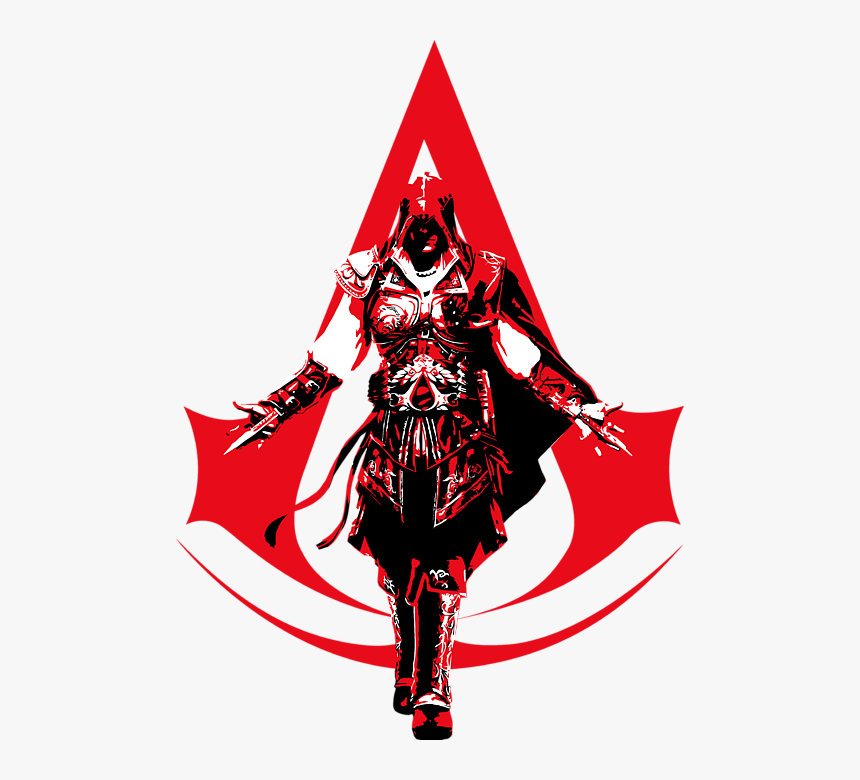 Assassin S Creed Art Png Transparent Png Kindpng