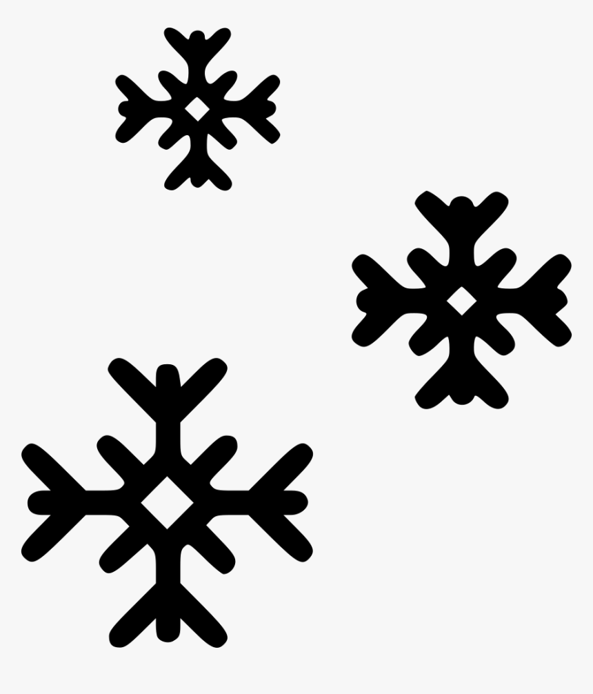 Snow Flakes - Snowflake, HD Png Download, Free Download