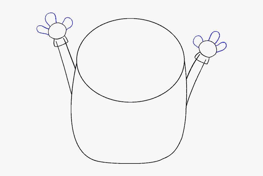 How To Draw Bob The Minion - Line Art, HD Png Download, Free Download