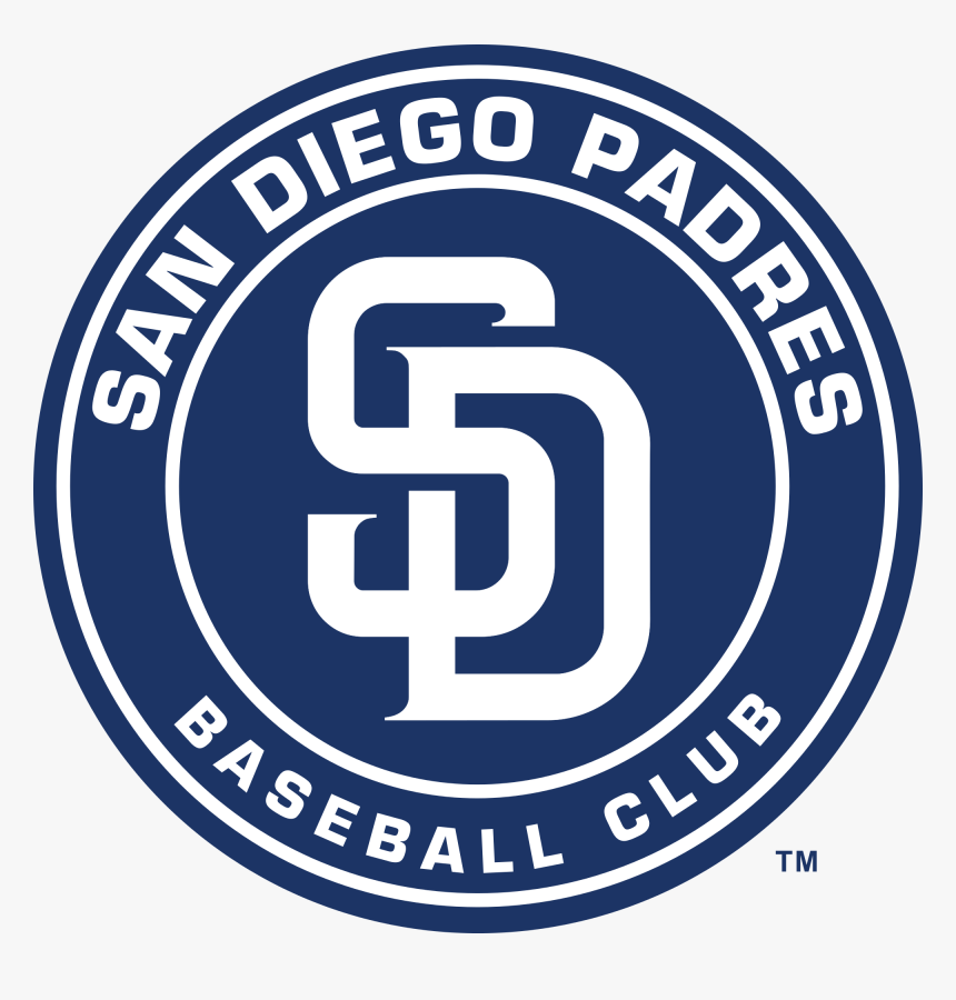 San Diego Padres Logo - Padres De San Diego Logo, HD Png Download, Free Download