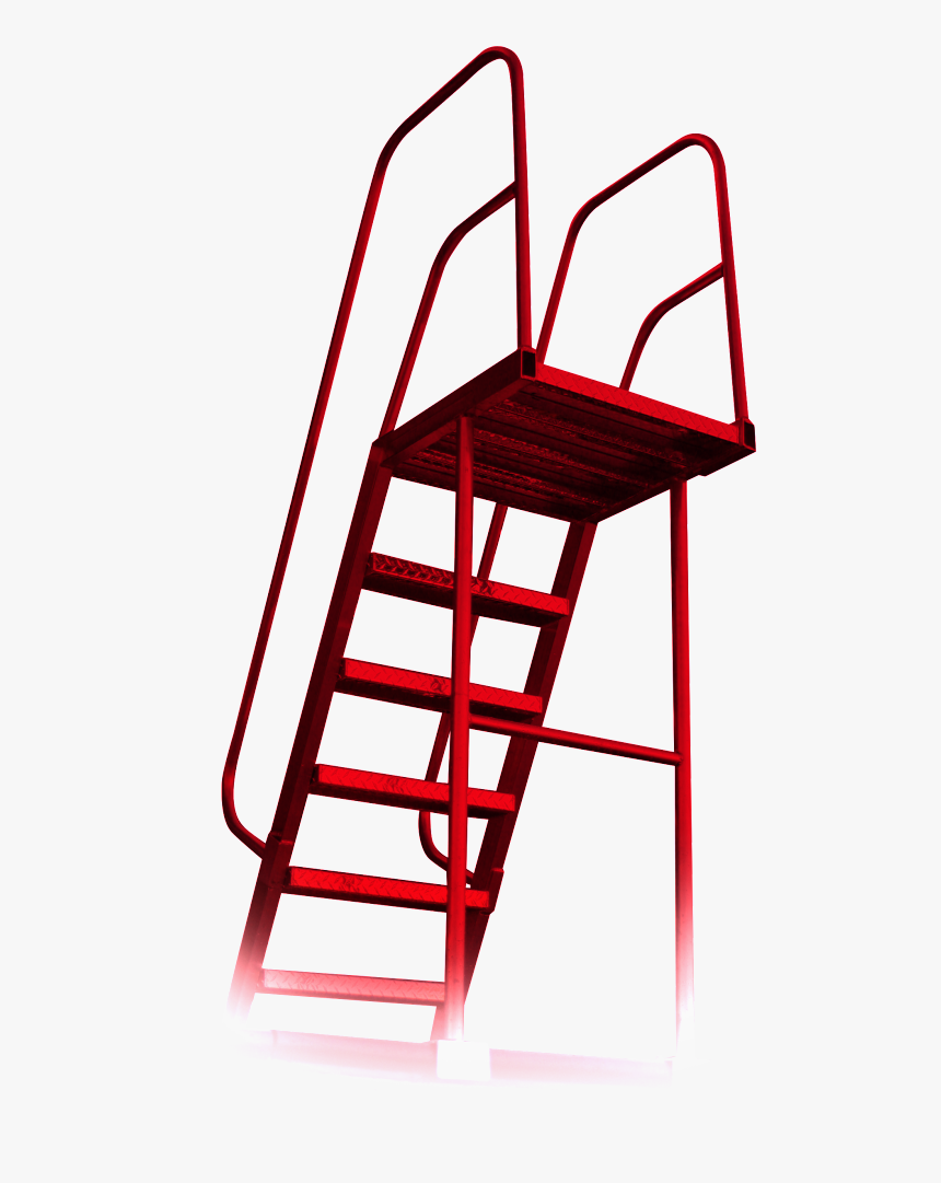 Ez-dive Red - Dock Jumping Platform, HD Png Download, Free Download