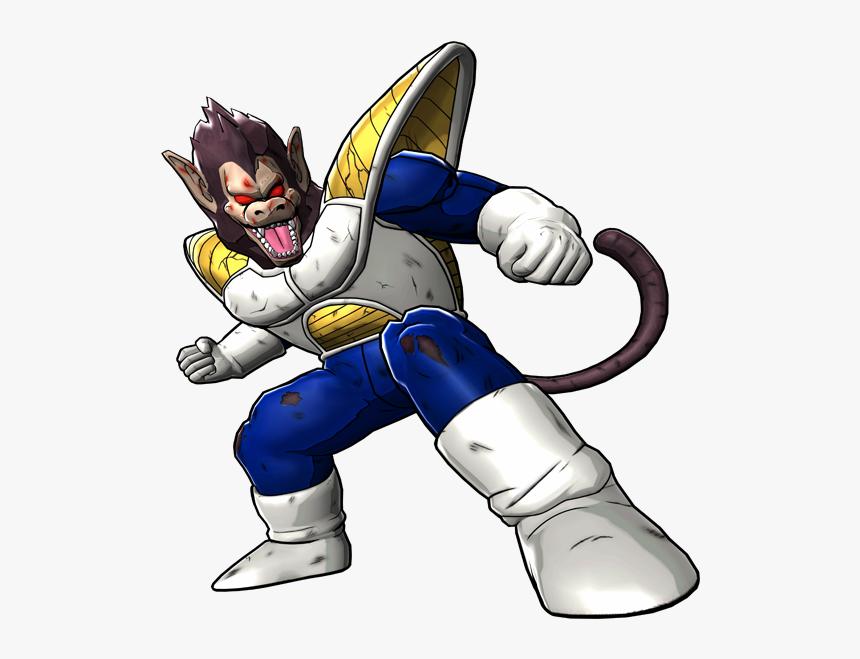 Dragon Ball Z - Dragon Ball Z Battle Of Z Vegeta, HD Png Download, Free Download