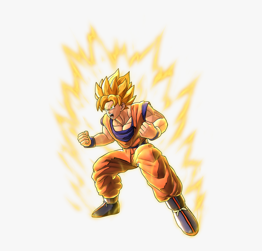 Dragon Ball Z - Super Sonic And Goku, HD Png Download, Free Download