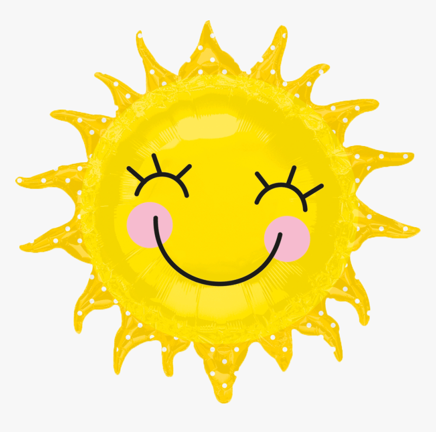 Smiley Sunshine, HD Png Download, Free Download