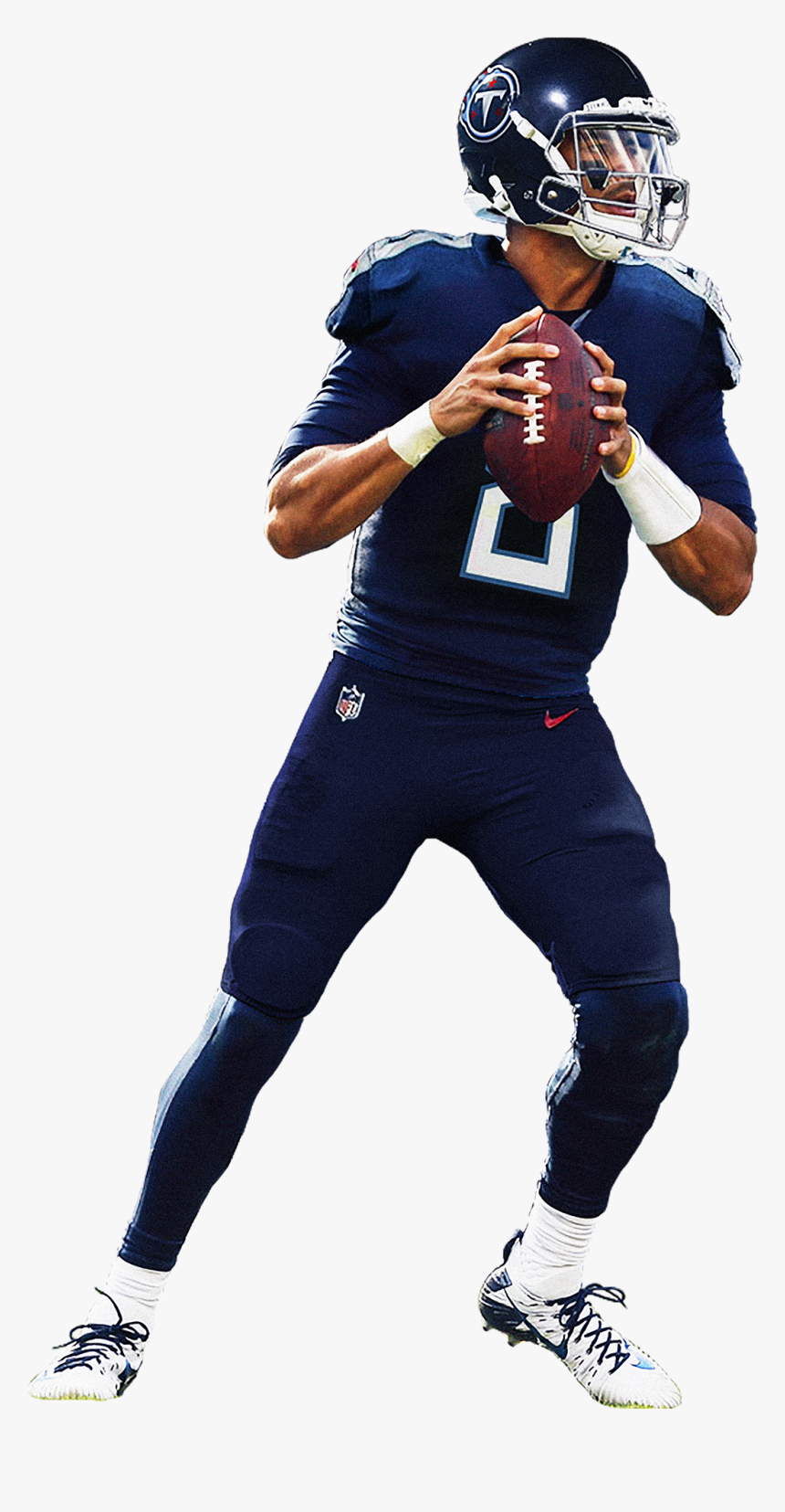 Download Free Clipart With - Marcus Mariota No Background, HD Png Download, Free Download