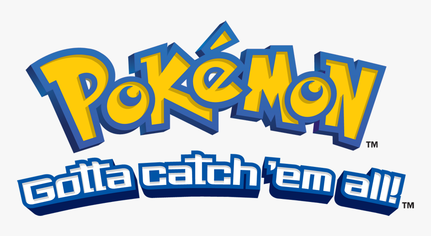 Transparent Pokemon Ultra Sun Logo Png - Pokemon Gotta Catch Em All Logo Png, Png Download, Free Download