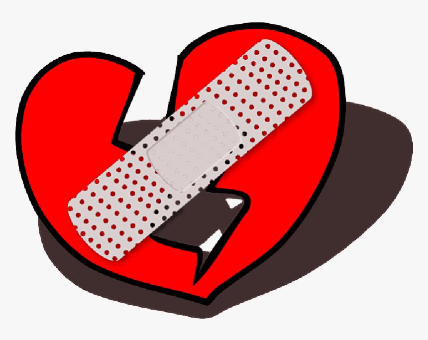 Emoji De Corazones Rotos Png , Png Download - Heart Recovering, Transparent Png, Free Download