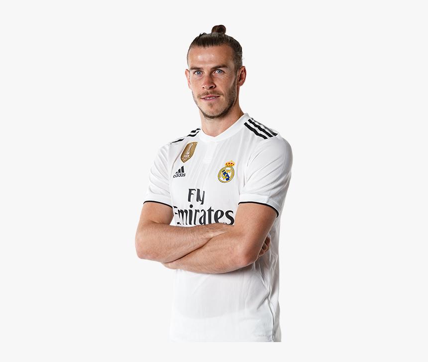Gareth Bale Real Madrid Png, Transparent Png - kindpng