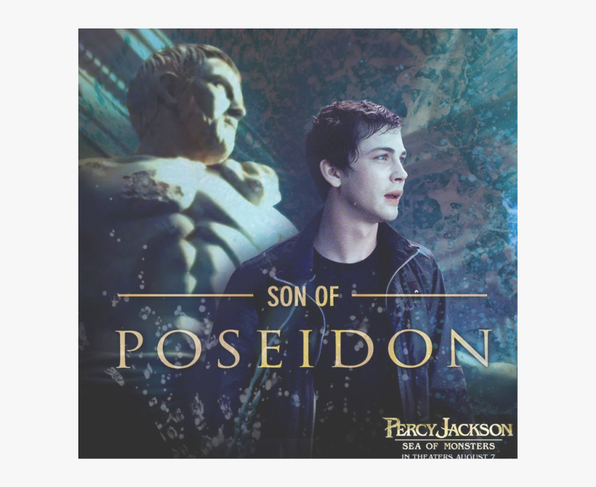 Picture Percy Jackson Poseidon Movie Hd Png Download