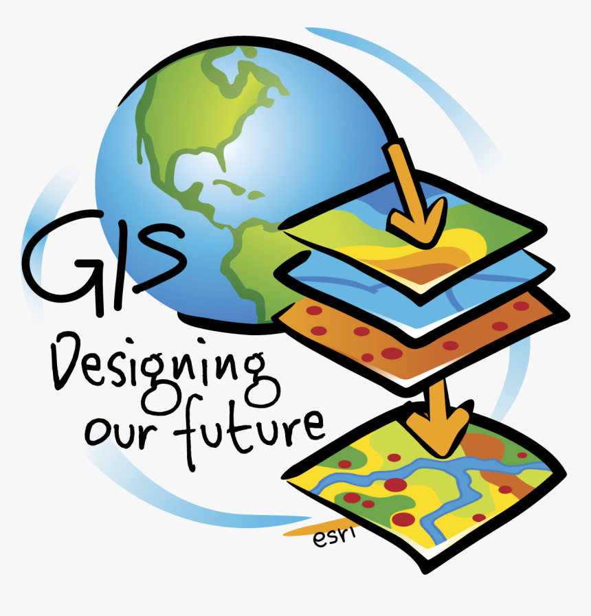 Geographic Information Systems Logo, HD Png Download, Free Download