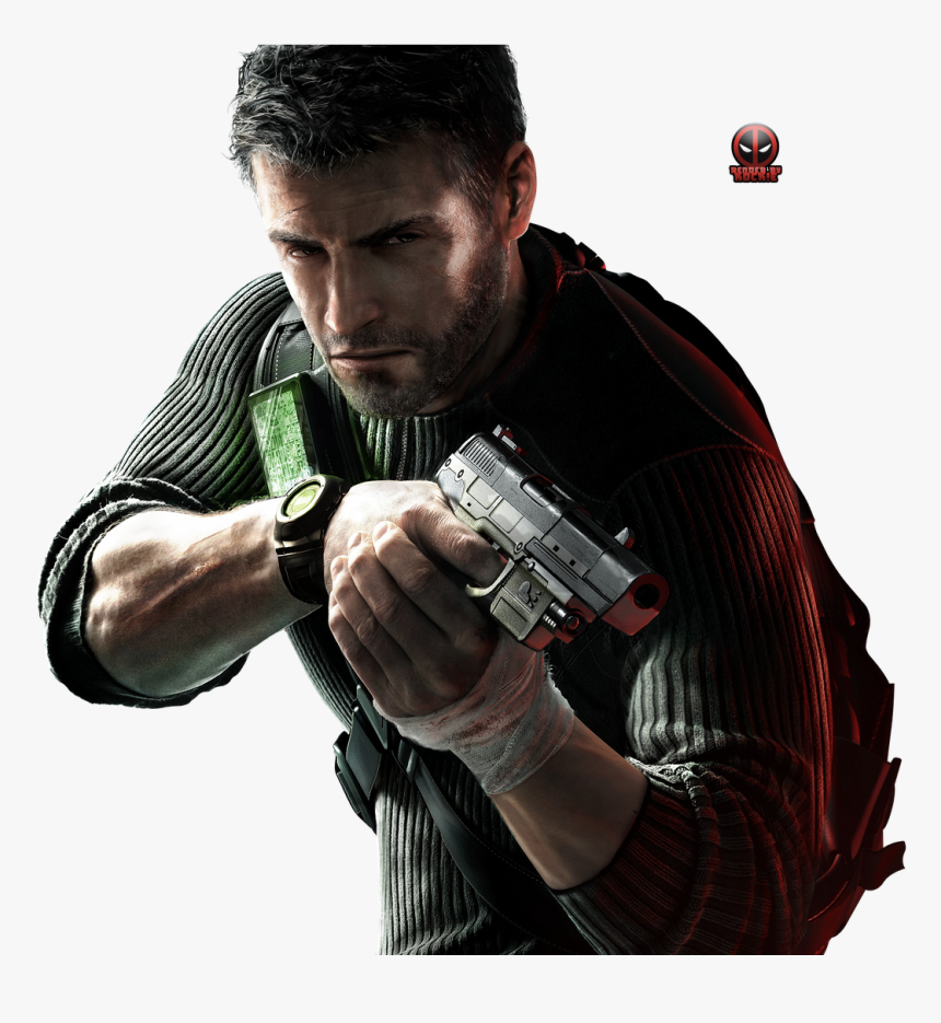 Splinter Cell Conviction Photo - Splinter Cell Conviction Sam Fisher, HD Png Download, Free Download