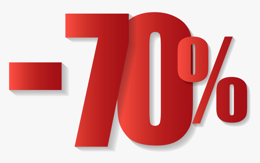 Sale 70% Png, Transparent Png, Free Download