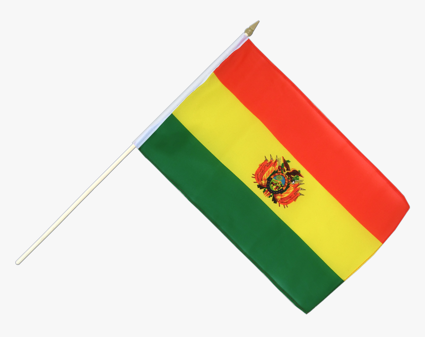 Hand Waving Flag Bolivia Hand Flag Png Transparent Png Kindpng
