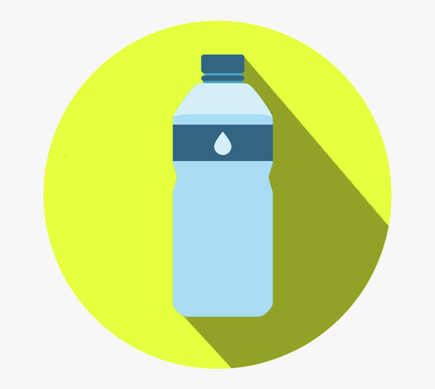 Transparent Water Bottle Icon Png - Plastic Bottle Icon Png, Png Download, Free Download
