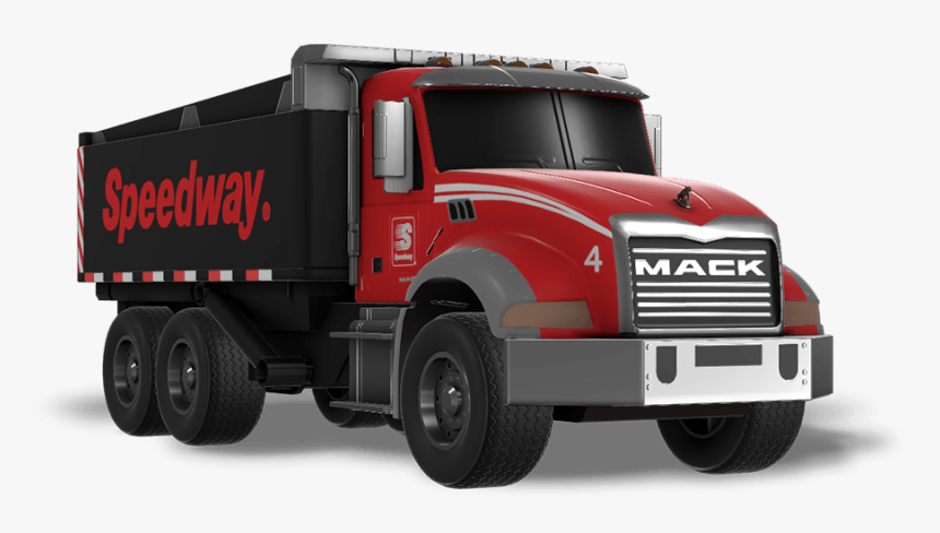 Speedway Truck - Trailer Truck, HD Png Download, Free Download