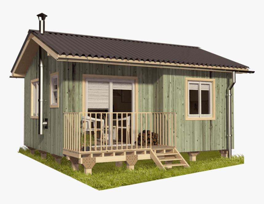 Small Bungalow House Design Hd Png Download Kindpng