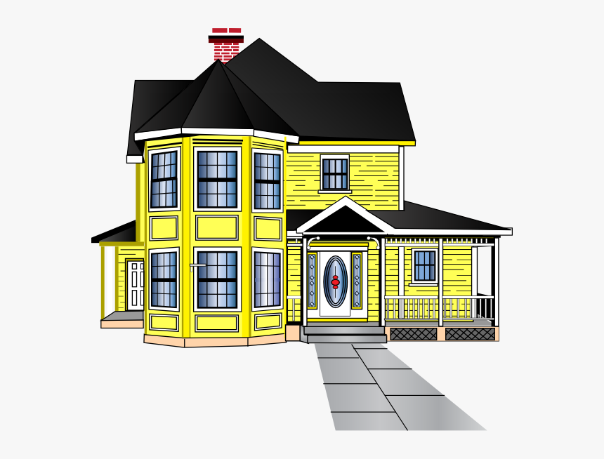Transparent Small House Png - House Clip Art, Png Download, Free Download