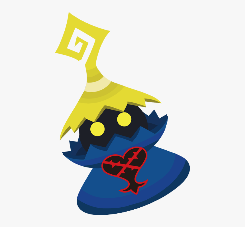 Kingdom Hearts Floating Heartless, HD Png Download, Free Download