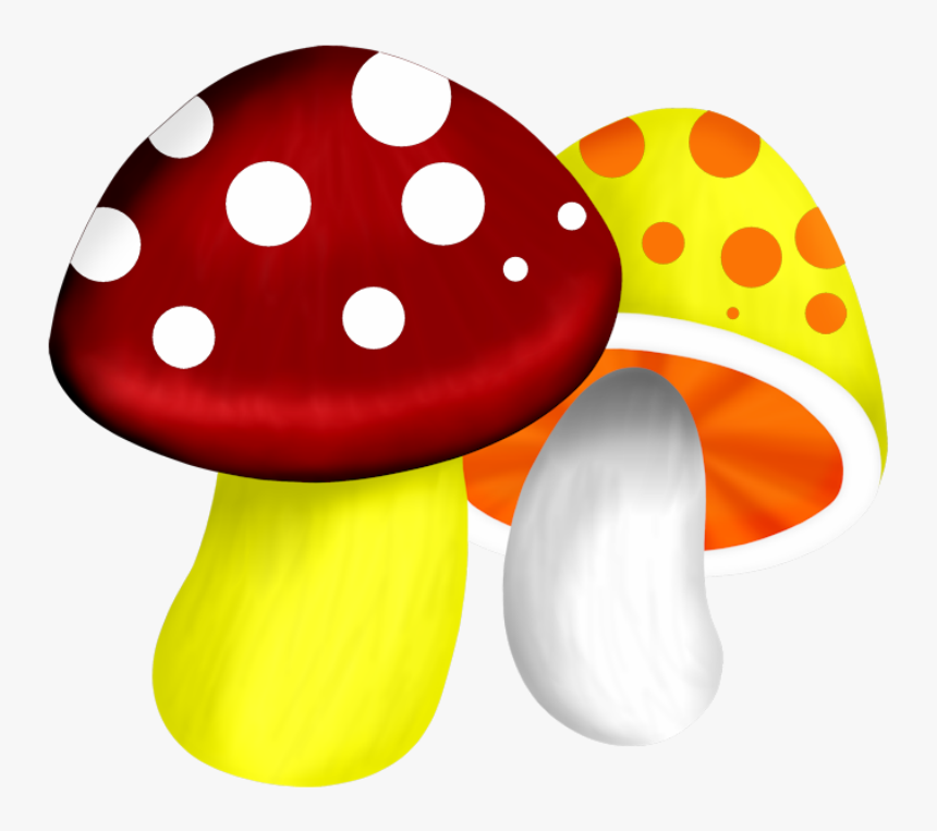 ‿✿⁀shrooms‿✿⁀ Smurfs, Clipart, Fairy Houses, Gnomes, - Mushroom, HD Png Download, Free Download