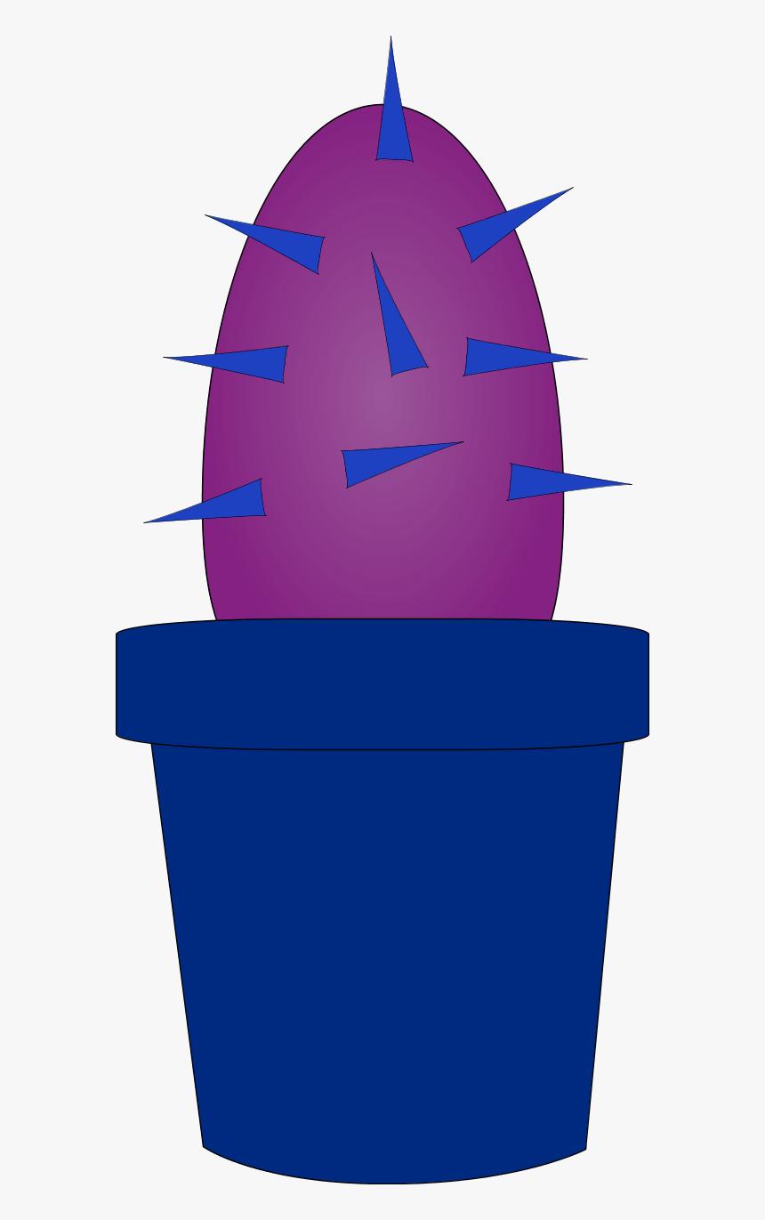 Cactus Plant Cartoon - Cactus, HD Png Download, Free Download