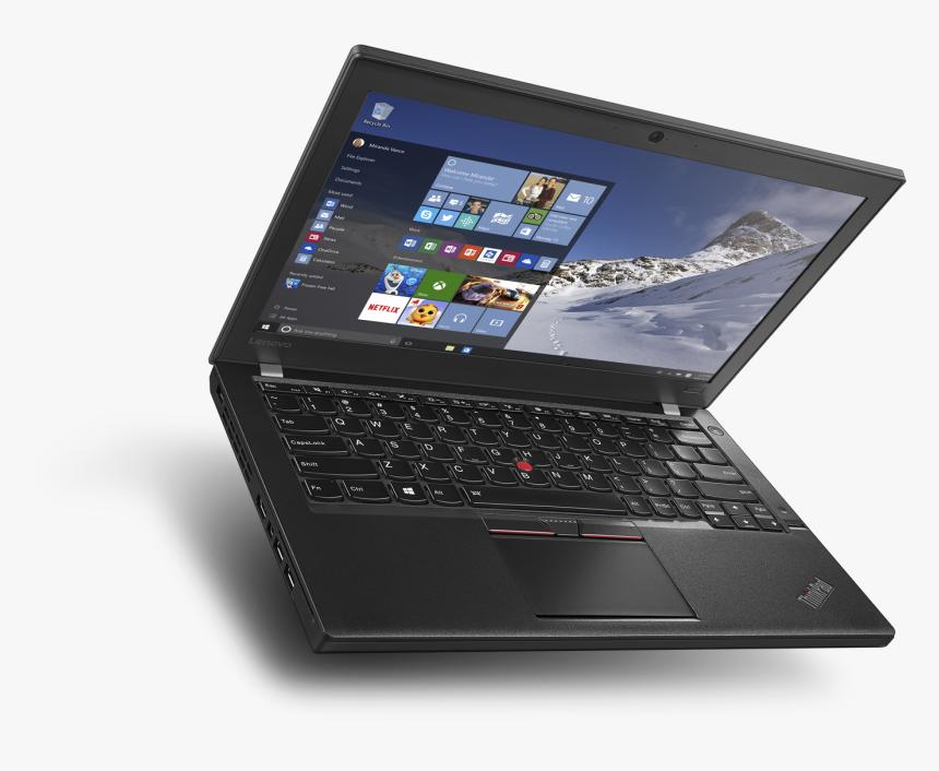 Free Lenovo Png - Lenovo Thinkpad I5 6th Generation, Transparent Png, Free Download